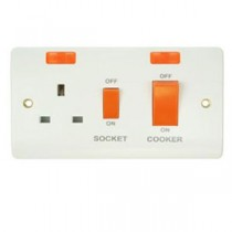 Cooker Switches & Connection Plates