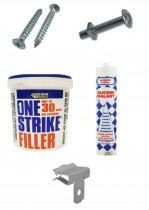 FIXINGS AND ADHESIVES