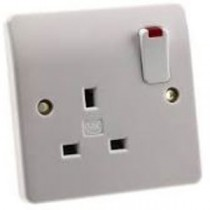 WIRING ACCESSORIES - SWITCHES AND SOCKETS