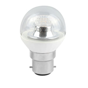 GOLFBALL 4WATT LED DIMMABLE BC- B22