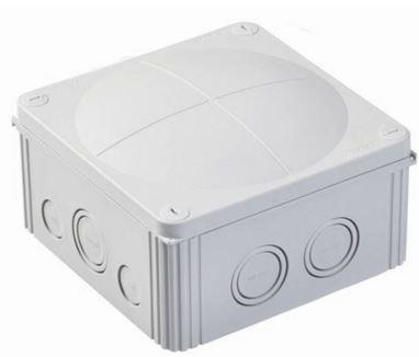 140X140X82MM PVC BOX