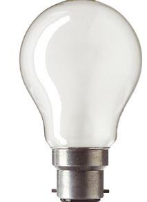 100W 110V PEARL BC LAMP