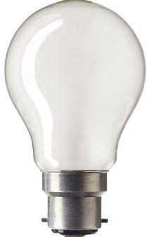 60W 110V PEARL BC LAMP