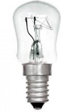 15W CLEAR PYGMY LAMP SES