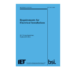 WIRING REGS 18TH EDITION BS7671:2018