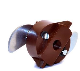 PACK OF 8 TYPE20 BROWN FIXING