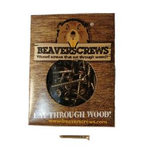 BEAVER SCREWS CSNK M4X50 8X2