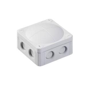 COMBI BOX 85X85X51mm PVC BOX (10060610)