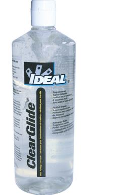 CLEAR GLIDE CABLE PULLING LUBRICANT