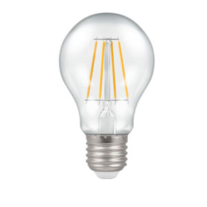 GLS LED LAMP DIMMABLE 7.5WATT ES-