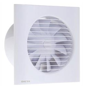 FAN AXIAL 150mm TIMER
