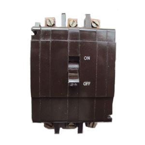 2.5AMP C50 SINGLE POLE MCB