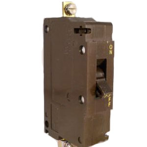 40AMP C50 SINGLE POLE MCB