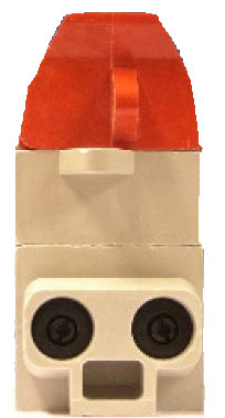 RED TOP FUSE 100AMP WITH SOLID LINK