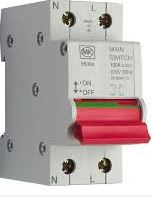 100A DP SWITCH