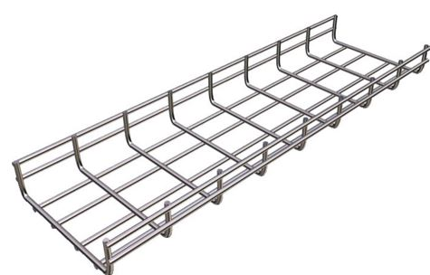 400MM X 60MM BASKET TRAY