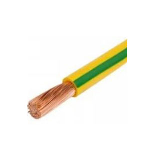 35mm GREEN YELLOW PVC SINGLES