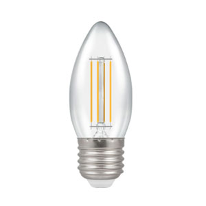 CANDLE LED ES- 5WATT DIMMABLE 2700K