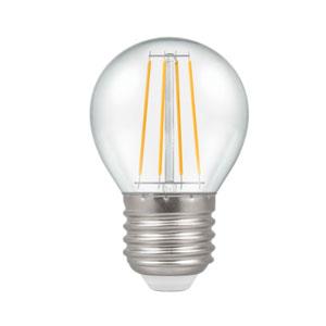 GOLFBALL LAMP 5WATT LED E27 2700K