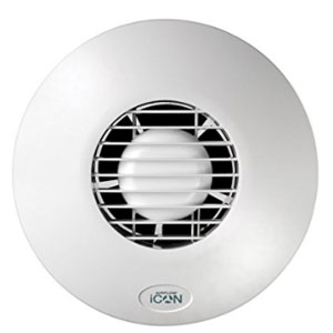 FAN 100mm AUTO SHUTTER ICON30