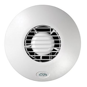 FAN 100mm AUTO SHUTTER ICON15