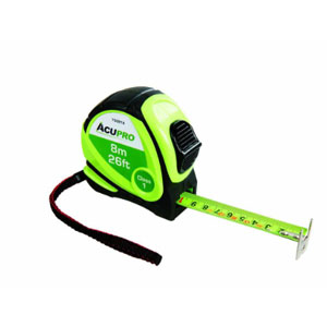 TAPE MEASURE 8MTR - 750919
