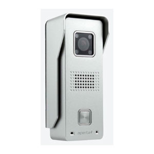 DOOR CHIME WITH RECORD (MAINS) SILVER