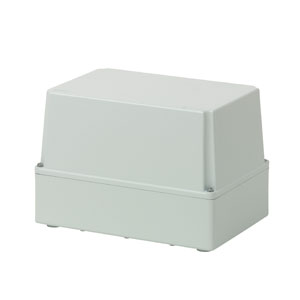 BOX 220x150x150mm GREY PLASTIC