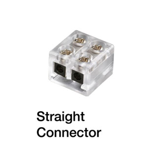 LED STRIP LIVE END F1-CONNECTOR