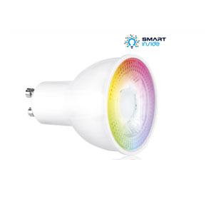 Aone SMART GU10 RGB   WHITE 5.4W