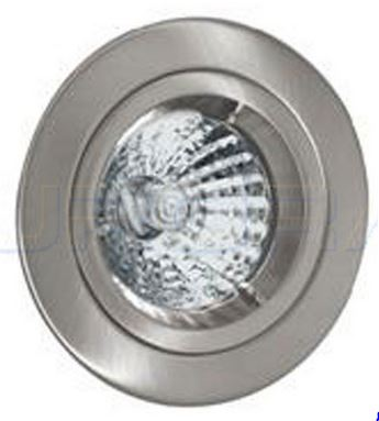 L/V FIXED SATIN NICKEL DWNLIGHT