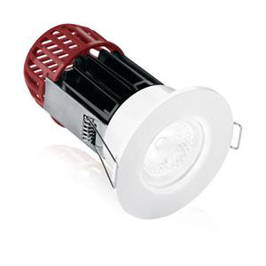M10 FIRE LED 10WATT DIMMABLE DOWNLIGHT