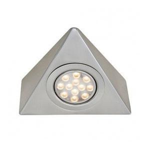UNDER CUPBOARD LED 3WATT TRIANGLE LIGHT