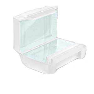 GEL BOX 63X43X28mm PACK OF 1