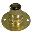 BRASS SBC  BATTEN HOLDER