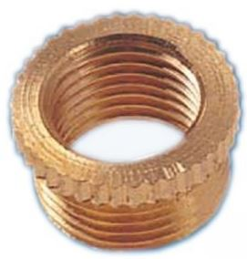 BRASS ADAPTOR REDUCER 1/2  TO 10mm