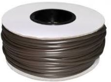 SLEEVING 6mm BROWN (HANK)