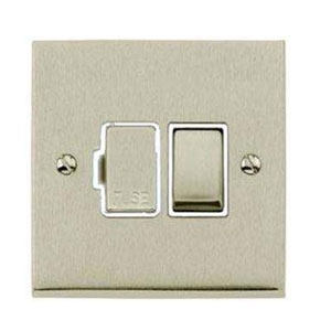 SPUR SWITCHED SATIN NICKEL