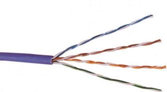 CAT5E NETWORK CABLE COPPER LSF