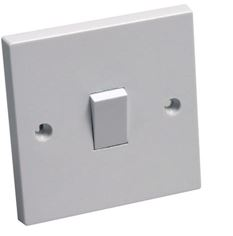 1G 2W LIGHT SWITCH