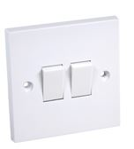 2G 2W LIGHT SWITCH
