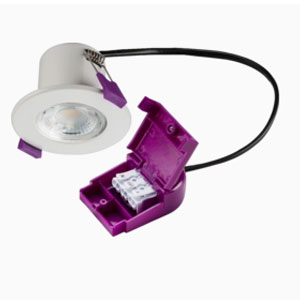 5WATT LED DIMMABLE IP65 FITTING 570LM