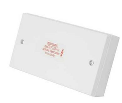 10WAY 15A CENTRAL HEAT WIRING BOX