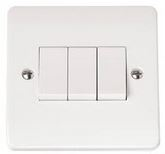 3G2W LIGHT SWITCH