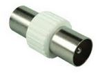 COAX PLUG COUPLER JOINER *TVC*