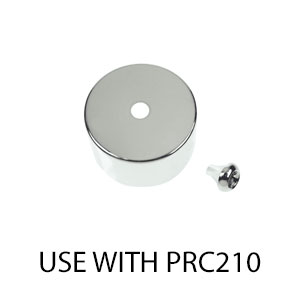 CHROME COVER USE WITH PRC210