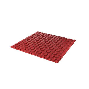 DCM-PRO 1m2 FLOOR SHEET RED
