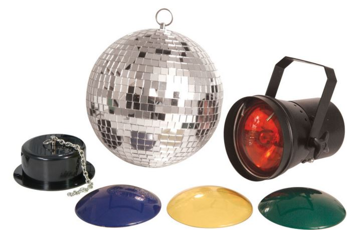 MIRROR BALL SET (151.720)