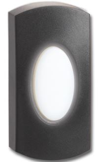 BELL PUSH ILLUMINATED BLK