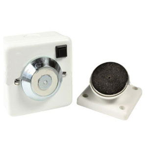 DOOR HOLDER MAGNETIC 24V DC